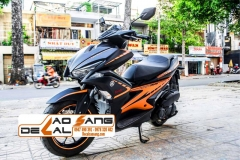 NVX-155-Orange-Lighting-
