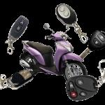 khóa chống trộm remote xe máy