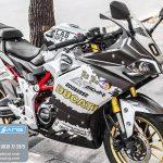 Tem xe Motor – Thiết kế tem trùm, tem rời xe moto – Decal tem xe Moto candy – chrome – nhôm xước đẹp nhất