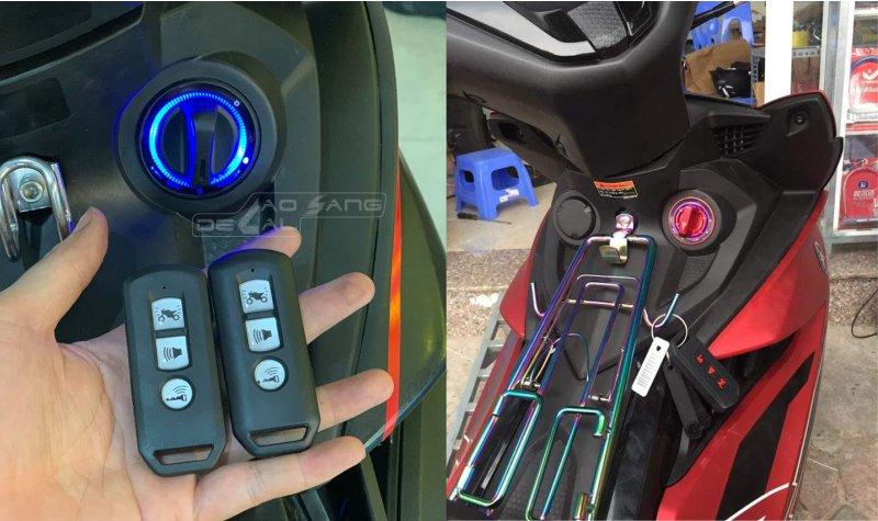 【Tư Vấn】Nên lắp khóa chống trộm nào cho Exciter 150 là tốt nhất