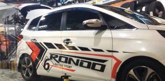 【Tư Vấn】Các mẫu decal tem xe Kia Rondo đẹp