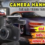 [Tư Vấn] Camera hành trình lắp trong xe ô tô loại nào tốt?