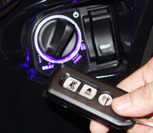 Mua Làm lại Chìa khóa thông minh smartkey xe Vision giá bao nhiêu?